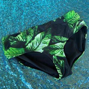 🍃Leaf swimsuit bottoms🍃